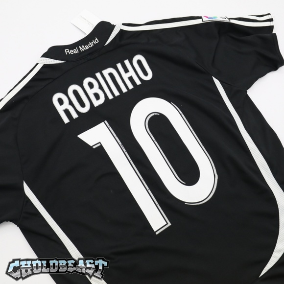 adidas Other - 2006 Adidas Real Madrid Robinho soccer Jersey XL